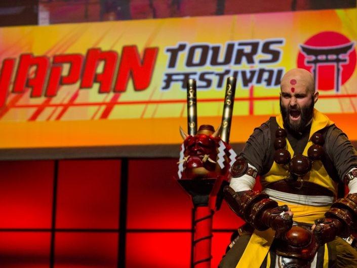 Japan Tours Festival 2018