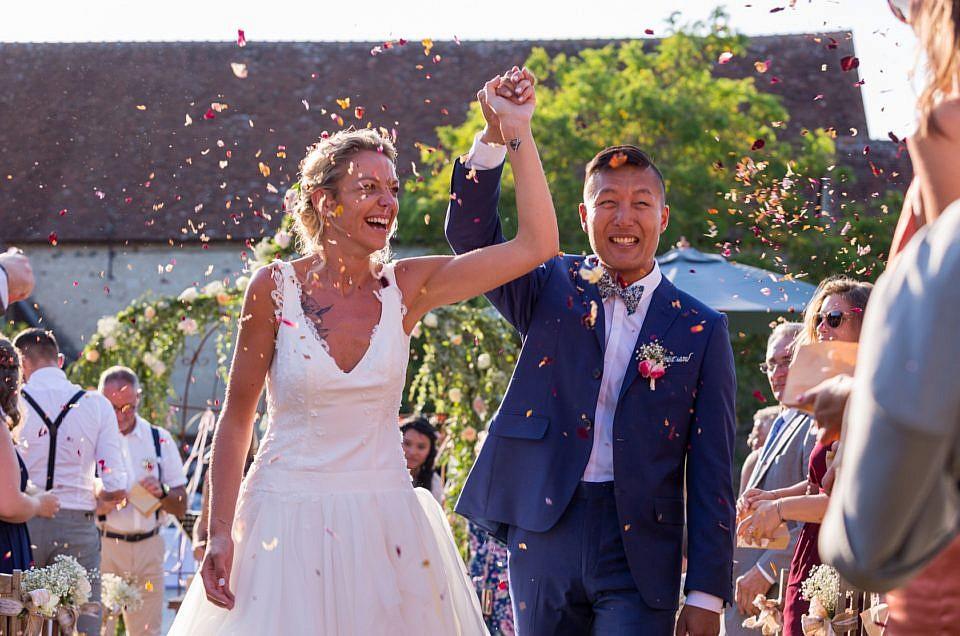Le Mariage de Gwen et Ben : Il n'y a pas de hasard…