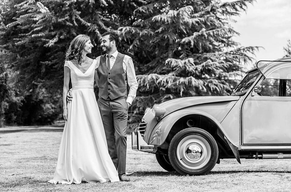 Blandine et Alexandre – Mariage Champêtre à la cool !
